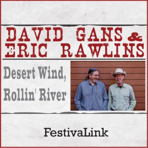 An Americana album by David Gans and Eric Rawlins