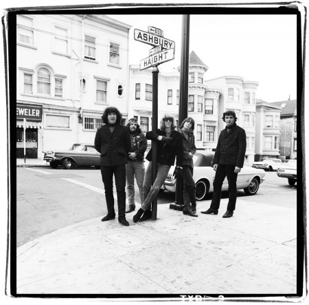 Grateful Dead on Haight Street 1966